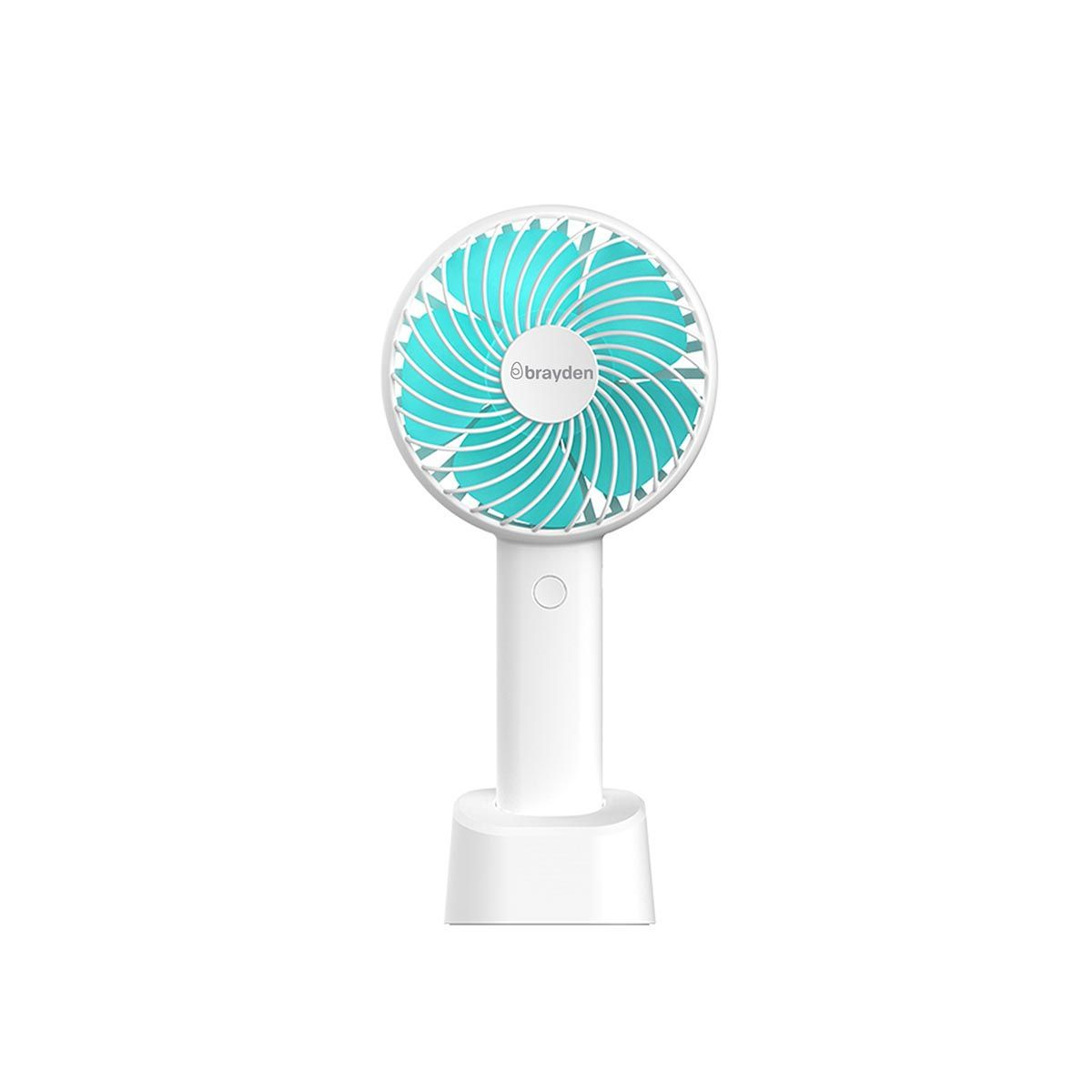 Brayden Airo F10 - Rechargeable Mini Fan(White)