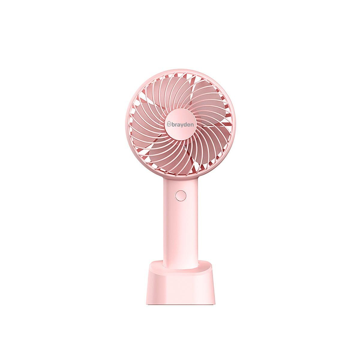 Brayden Airo F10 - Rechargeable Mini Fan(Pink)