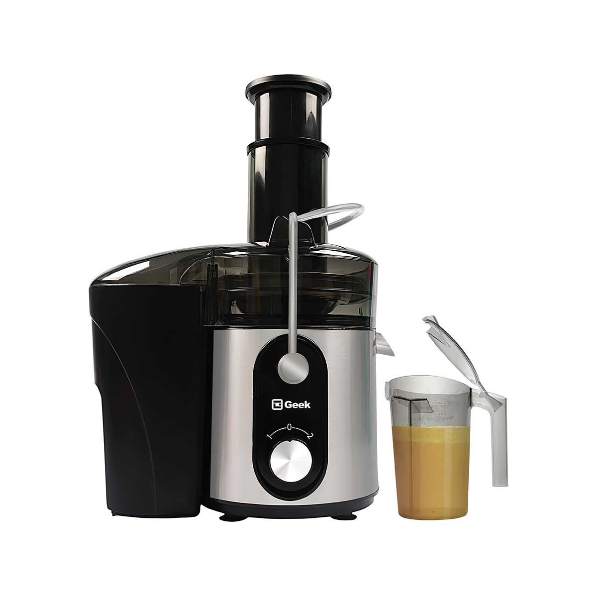 Geek Jooztra - Centrifugal Double Layered Juicer- 800 Watts