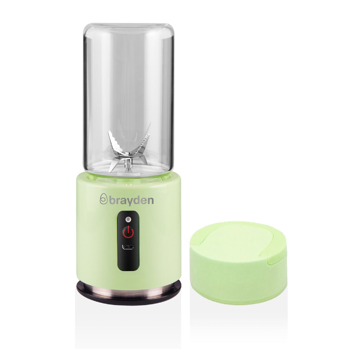 Fito Rush - Rechargeable Blender(Green)