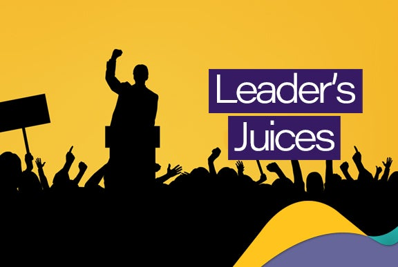 World Leaders and Celebrities - What juices do they love to drink