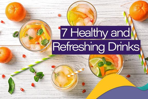 7 healthy and refreshing drinks using a vegetable juicer