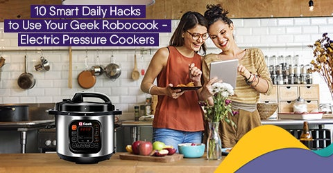 Automatic Electric Pressure Cookers